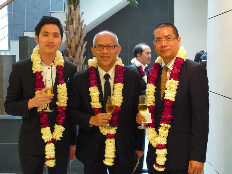 SCG opens first showroom in India at Gurgaon – Royal Thai Embassy